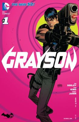 Grayson (2014- ) #1 (NOOK Comic with Zoom View)