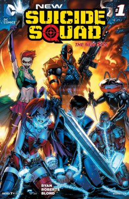 New Suicide Squad #1 (NOOK Comic with Zoom View)