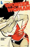 Book Cover Image. Title: Wonder Woman #33 (NOOK Comic with Zoom View), Author: Brian Azzarello