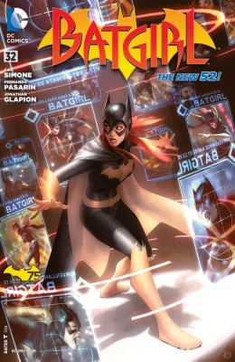 Batgirl (2011- ) #32 (NOOK Comic with Zoom View)