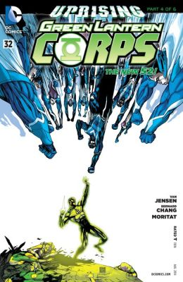 Green Lantern Corps (2011- ) #32 (NOOK Comic with Zoom View)