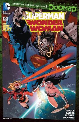 Superman/Wonder Woman (2013- ) #9 (NOOK Comic with Zoom View)