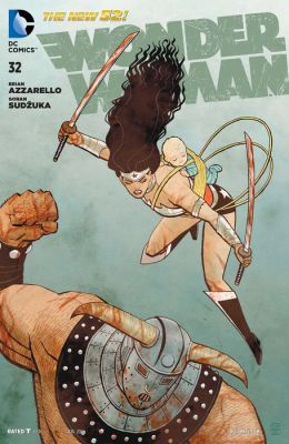 Wonder Woman (2011- ) #32 (NOOK Comic with Zoom View)
