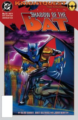 Batman: Shadow of the Bat #25