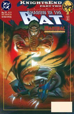 Batman: Shadow of the Bat #29