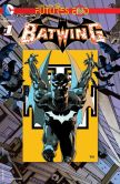 Book Cover Image. Title: Batwing:  Futures End #1 (NOOK Comic with Zoom View), Author: Jimmy Palmiotti
