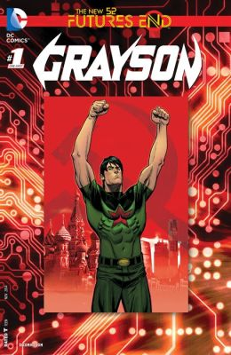 Grayson: Futures End #1 (NOOK Comic with Zoom View)