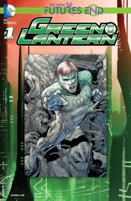 Green Lantern: Futures End #1 (NOOK Comic with Zoom View)