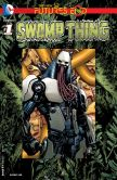 Book Cover Image. Title: Swamp Thing:  Futures End #1 (NOOK Comic with Zoom View), Author: Charles Soule