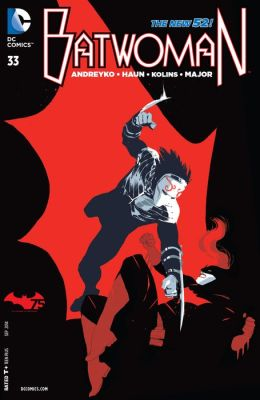 Batwoman (2011- ) #33 (NOOK Comic with Zoom View)