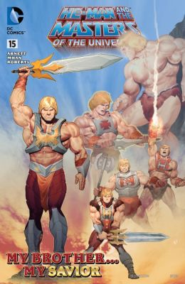He-Man and the Masters of the Universe (2013- ) #15 (NOOK Comic with Zoom View)