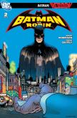 Book Cover Image. Title: Batman and Robin (2009 - 2011) #2, Author: Grant Morrison