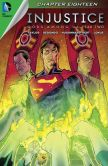 Book Cover Image. Title: Injustice:  Gods Among Us: Year Two (2014- ) #18 (NOOK Comic with Zoom View), Author: Tom Taylor