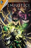 Book Cover Image. Title: Injustice:  Gods Among Us: Year Two (2014-) #19 (NOOK Comic with Zoom View), Author: Tom Taylor