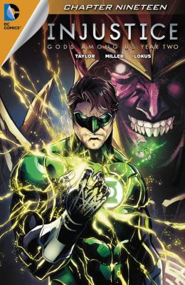 Injustice: Gods Among Us: Year Two (2014-) #19 (NOOK Comic with Zoom View)