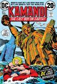 Book Cover Image. Title: Kamandi:  The Last Boy on Earth (1972) #1, Author: Mark Evanier
