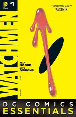 DC Comics Essentials: Watchmen #1 (NOOK Comic with Zoom View)