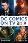 Book Cover Image. Title: DCE On TV:  Fall 2014 Primer (2014-) #1 (NOOK Comic with Zoom View), Author: DC Comics