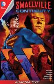 Book Cover Image. Title: Smallville Season 11:  Continuity (2014-) #5 (NOOK Comic with Zoom View), Author: Bryan Q. Miller