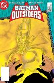 Book Cover Image. Title: Batman and the Outsiders (1983-) #18, Author: Mike W. Barr