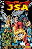 Book Cover Image. Title: JSA (1999-) #20, Author: Geoff Johns