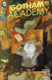 Book Cover Image. Title: Gotham Academy (2014-) #3 (NOOK Comic with Zoom View), Author: Becky Cloonan