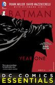 Book Cover Image. Title: DC Comics Essentials:  Batman: Year One (2014-) #1 (NOOK Comic with Zoom View), Author: Frank Miller