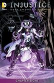 Book Cover Image. Title: Injustice:  Gods Among Us: Year Three (2014-) #8 (NOOK Comic with Zoom View), Author: Tom Taylor