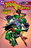 Book Cover Image. Title: Teen Titans (2003-) #20, Author: Geoff Johns