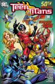Book Cover Image. Title: Teen Titans (2003-) #50, Author: Geoff Johns