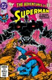 Book Cover Image. Title: Adventures of Superman (1987-) #491, Author: Jerry Ordway
