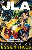 DC Comics Essentials: JLA (2014-) #1 (NOOK Comic with Zoom View)