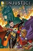 Book Cover Image. Title: Injustice:  Gods Among Us: Year Three (2014-) #12 (NOOK Comic with Zoom View), Author: Tom Taylor