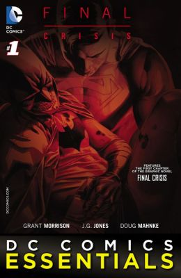 DC Comics Essentials: Final Crisis (2014-) #1 (NOOK Comic with Zoom View)