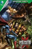 Book Cover Image. Title: Infinite Crisis:  Fight for the Multiverse (2014-) #30 (NOOK Comic with Zoom View), Author: Dan Abnett