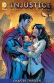 Book Cover Image. Title: Injustice:  Gods Among Us: Year Three (2014-) #13 (NOOK Comic with Zoom View), Author: Tom Taylor