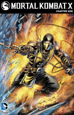 Mortal Kombat X (2015-) #1 (NOOK Comic with Zoom View)