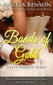 Book Cover Image. Title: Bands of Gold, Author: Angela Benson