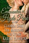 Book Cover Image. Title: An Encounter at Hyde Park, Author: Karen Hawkins