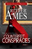 Book Cover Image. Title: Counterfeit Conspiracies, Author: Ritter Ames