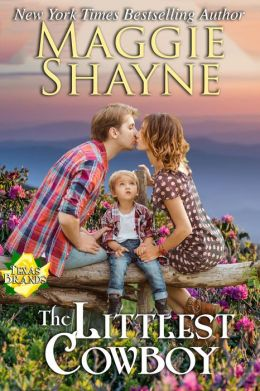 The Littlest Cowboy (The Texas Brands, #1)