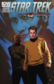 Book Cover Image. Title: Star Trek #39, Author: Mike Johnson