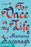 For Once in My Life: A Novel (SAMPLE)