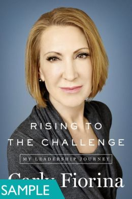Rising to the Challenge: My Leadership Journey (SAMPLE)