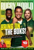Book Cover Image. Title: Rugby World - UK edition, Author: Time Inc. (UK) Ltd