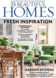 Book Cover Image. Title: 25 Beautiful Homes (UK), Author: IPC Media Limited