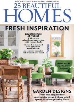 25 Beautiful Homes - UK edition