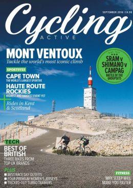 Cycling Active - UK edition