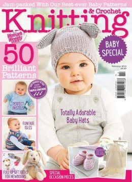 Woman's Weekly Knitting & Crafting - UK edition