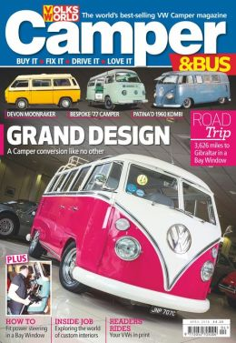 VW Camper & Bus - UK edition